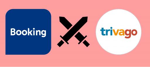 Booking vs Trivago